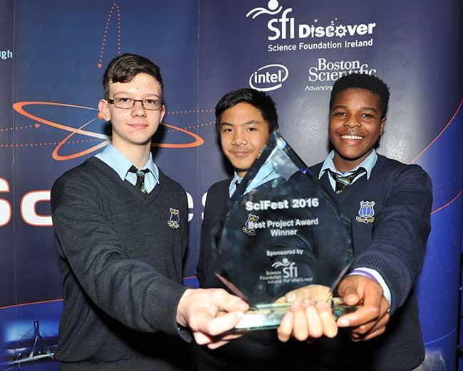 SciFest 2016 Winner