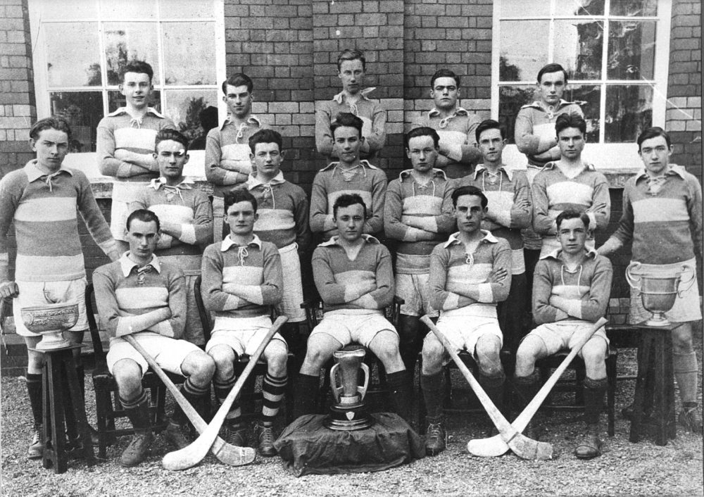 Harty team, 1928
