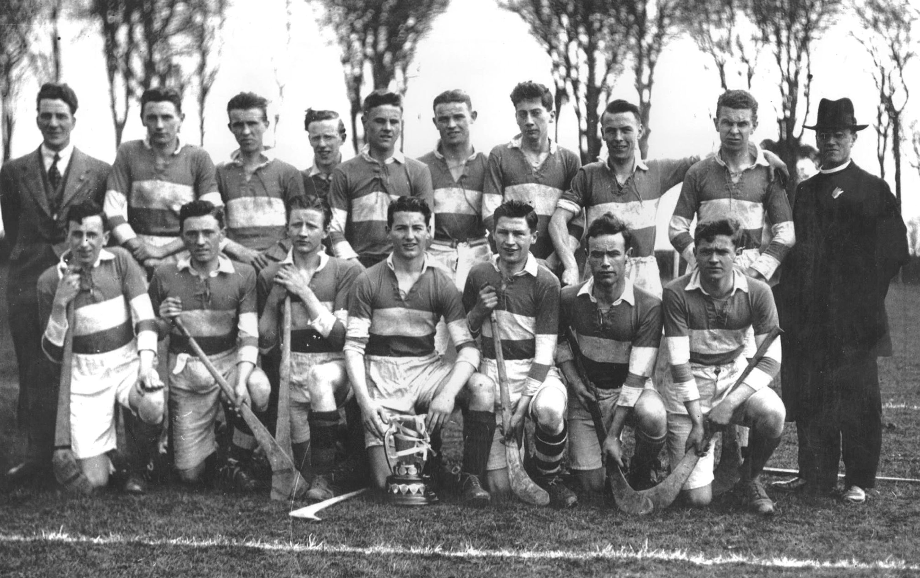 1934 Harty Cup Winners