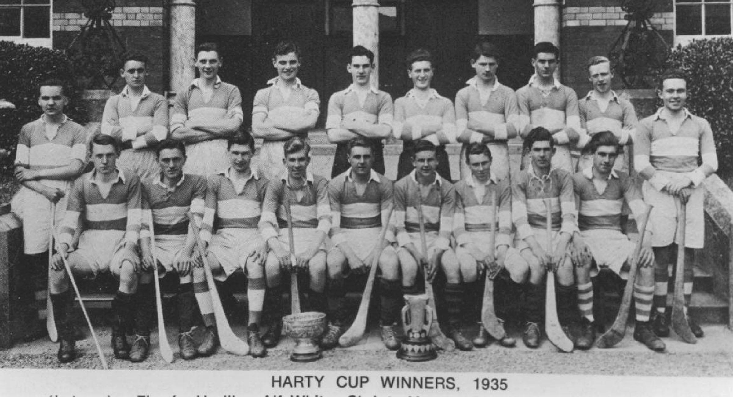1935 Harty Cup Winners