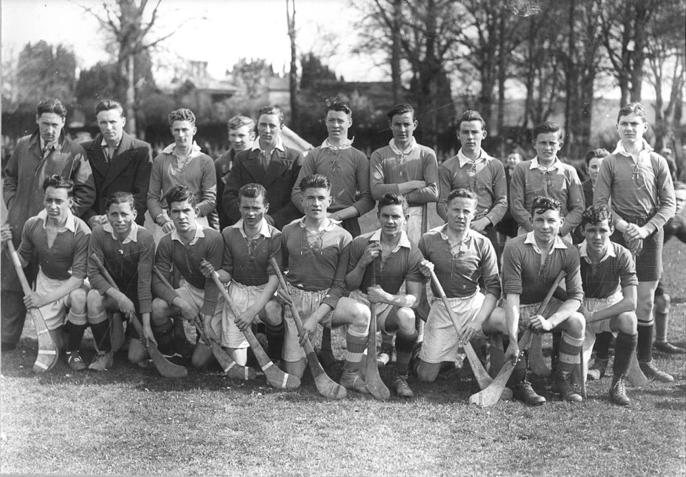 Harty Cup team - 1937