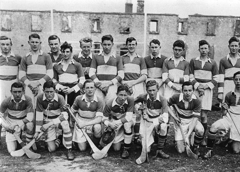Harty Cup team - 1941