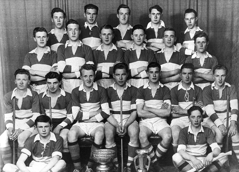 Harty cup team, 1942