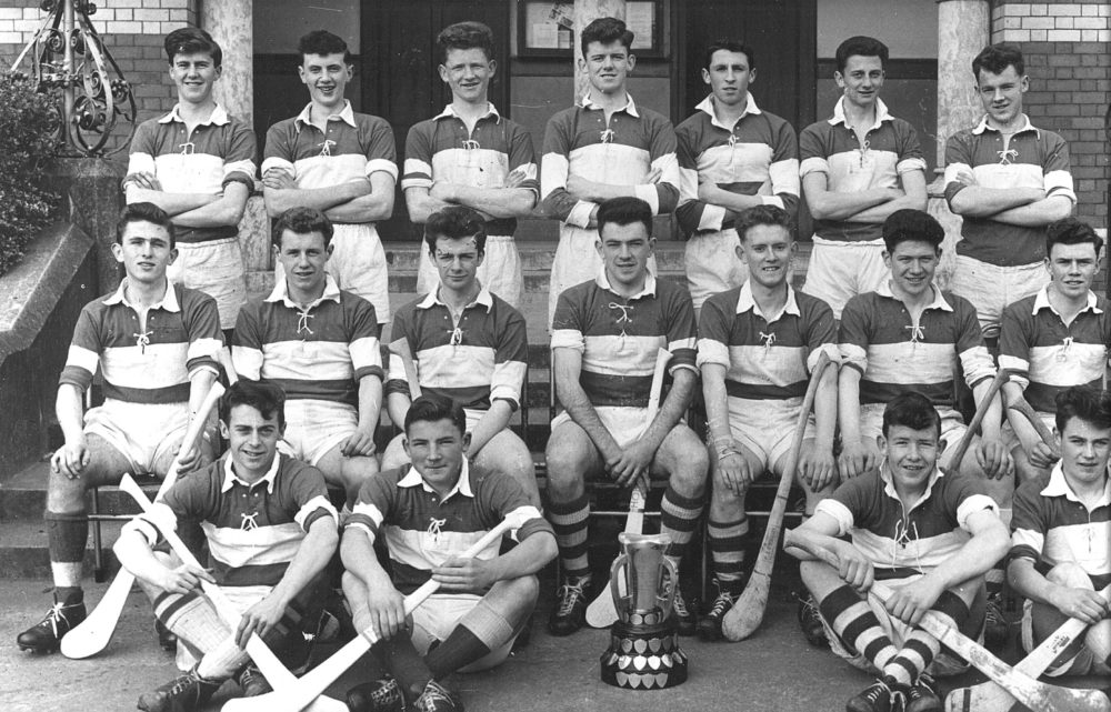 Harty Cup team - 1961