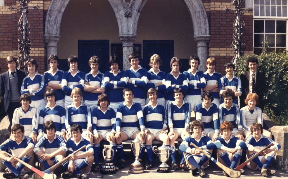 1980 Harty Cup and All-Ireland College Winners