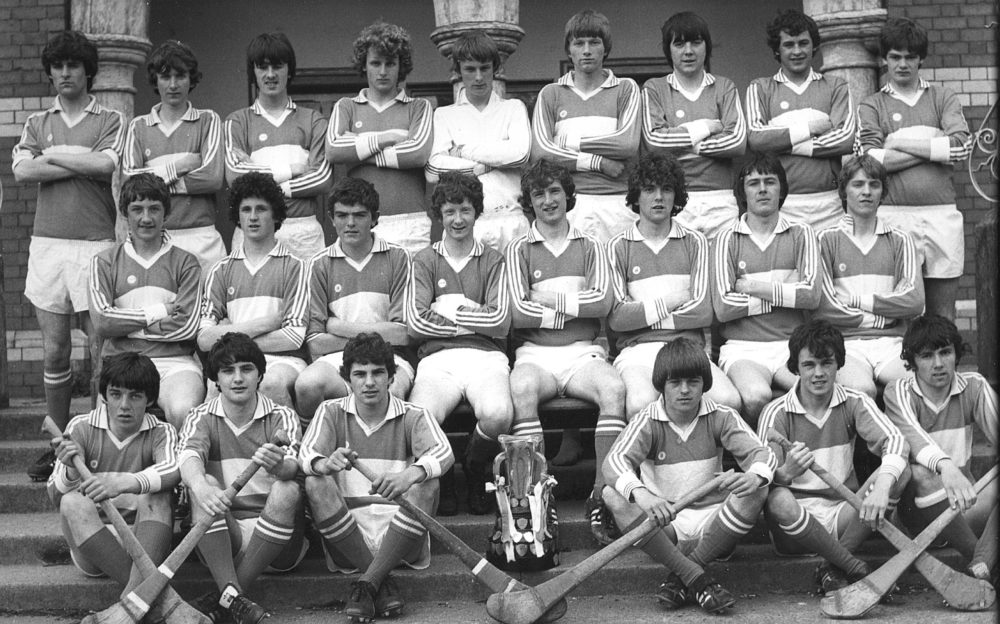 Harty Cup team- 1981
