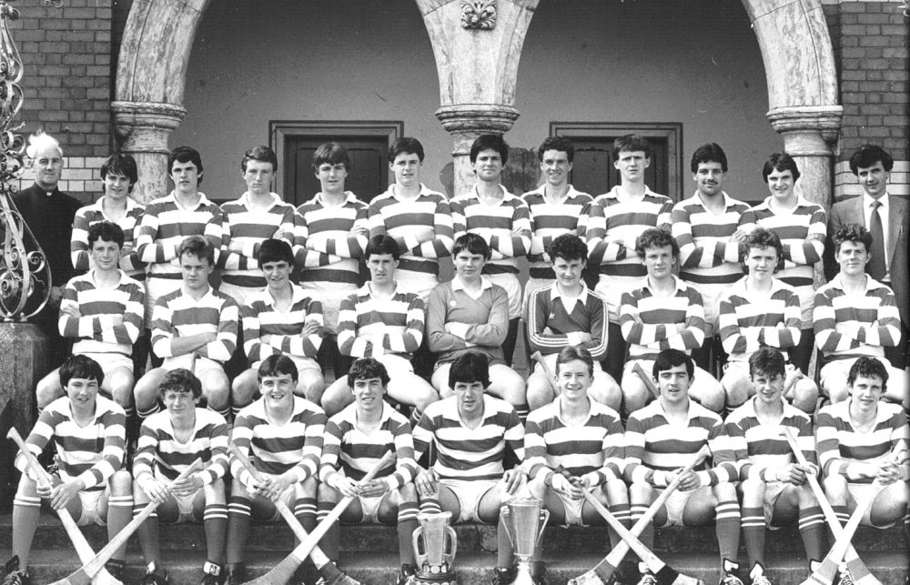 Harty and Munster team, 1985