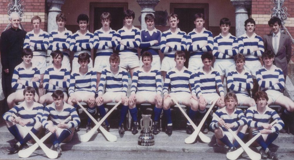 1986 North Mon Harty Cup winning team