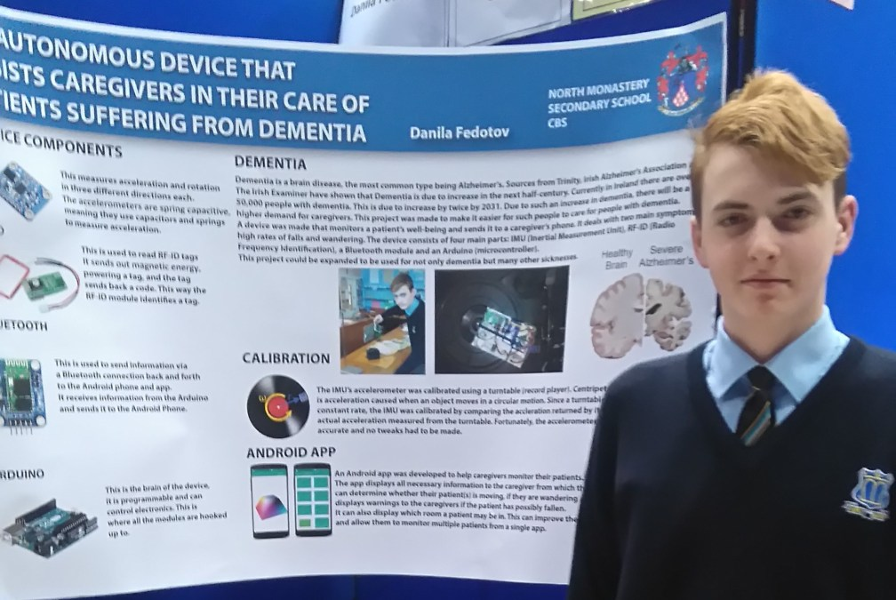 North Monastery Secondary Win Top Prizes again at this year's SciFest Competition