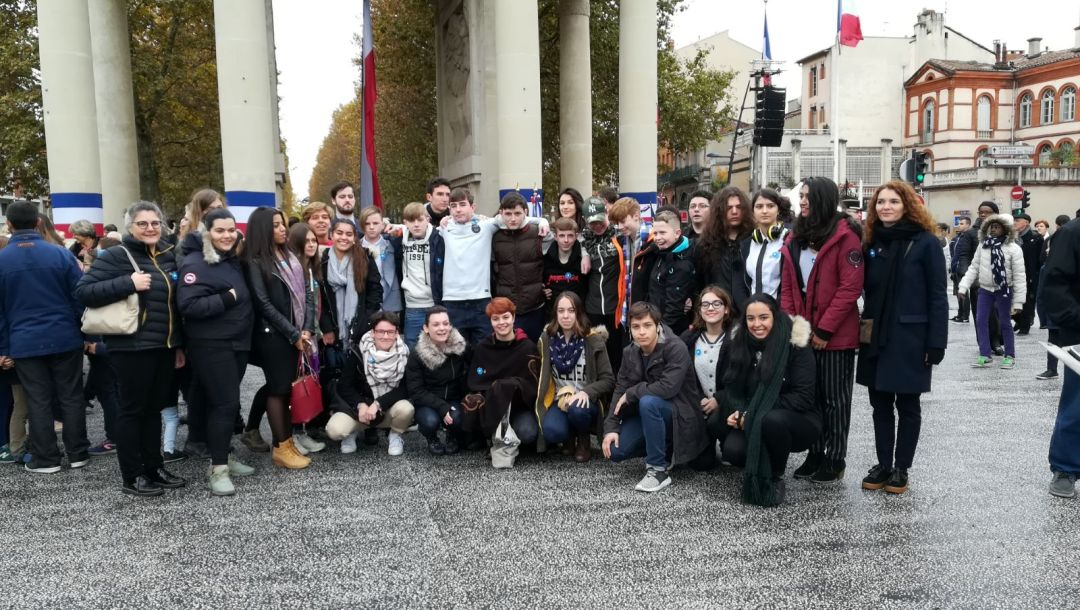 History Club in France