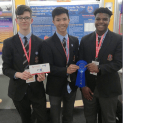 BT Young Scientist 2018