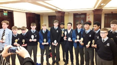 History Club Secure Six Awards