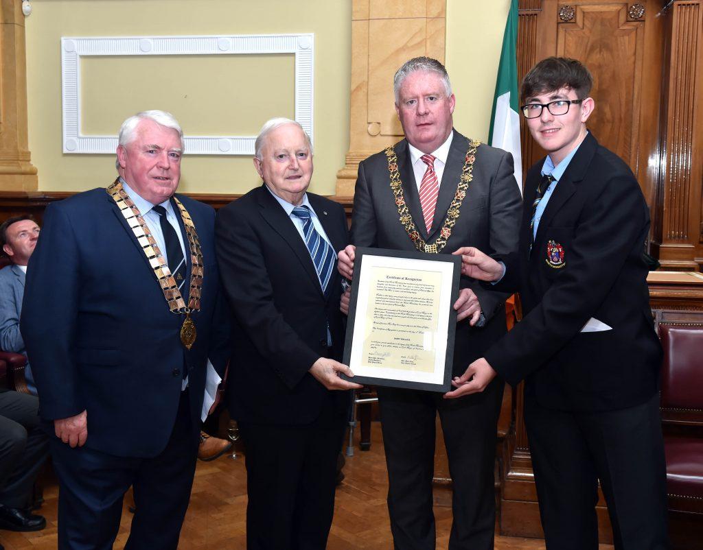 PPU Presentation to past Lord Mayor Dan Wallace, Fri 17th May 2019 - Copy